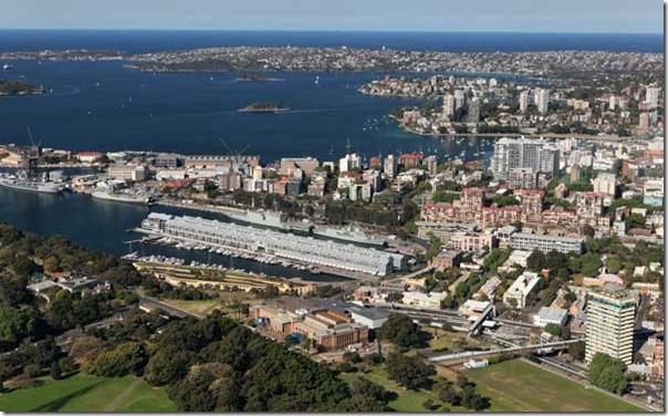 Auckland-Harbor
