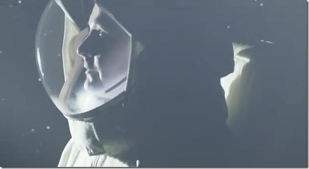 Brad McGehee in DBA in Space costume.